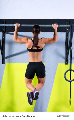 Massively increase your strength with pull ups even if for Pull it off definition
