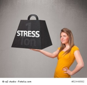 STRESSED!?