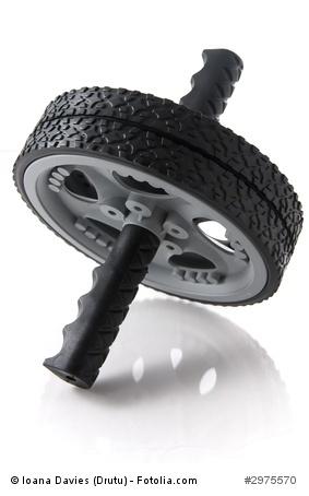 ab wheel exercise