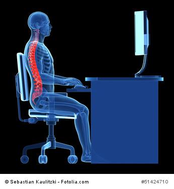 posture ergonomics