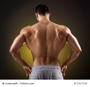 Getting a V Shaped Back Does Not Have To Be Hard