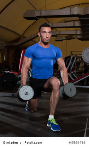 One of many inner knee pain exercises