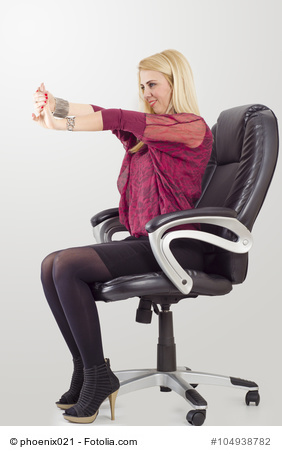 sitting posture exercises